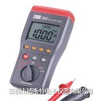 泰仕TES-3660自动换档绝缘测试器 TES-3660