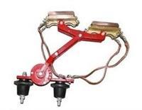 新型钢体集电器