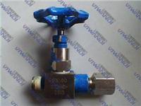 VJ11H内外螺纹针型阀,上海针型阀|上海阀门|针型阀生产厂