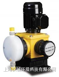 米顿罗GMA系列机械隔膜计量泵