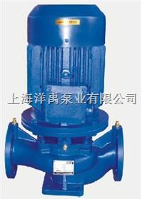 ISG管道泵 上海管道泵厂 ISG100-315