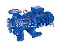 耐腐蚀管道泵,衬氟磁力泵 CQB40-32-115FT