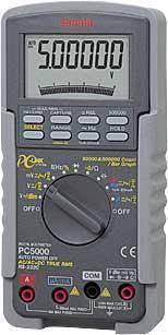日本三和Sanwa数字万用表PC-5000|三和万用表PC5000 PC5000