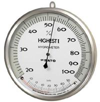 佐藤SATO温湿度计7540-00 挂壁式温湿度计7540-00 佐藤SATO温湿度计7540 00