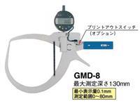 GMD-8日本得乐TECLOCK数显外卡规GMD-8 GMD-8