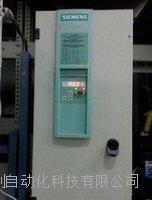 西门子6RA7093无励磁电压维修