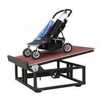 婴儿车稳定性测试平台 HD-J201