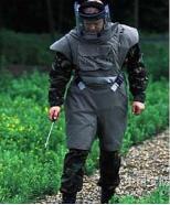 扫雷防护服英国进口现货供应中国总代直销 JT-FHF
