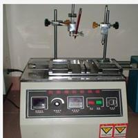 酒精耐磨试验机 酒精橡皮耐摩擦试验机 塑胶外壳耐磨试验机厂家