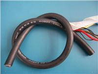 卷筒電纜 升降機電纜 正確的安裝 可以增加卷筒電纜壽命 RVV-NBR