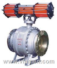 气动球阀 Q647F-16P、Q647H-64C