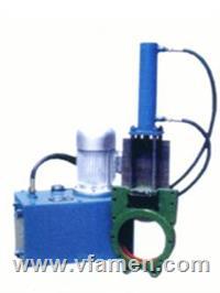 液动刀型闸阀 PZ773X-10Q PZ773F-16C