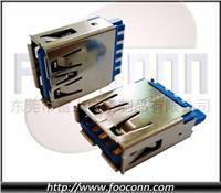USB 3.0 AF 180度焊线一体式|USB 3.0 AF 180度焊线|USB 3.0 A母 180度焊线一体式|USB 3.0 AF 焊线|USB3. USB 3.0 AF 180度焊线一体式