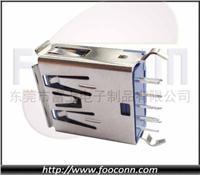 USB 3.0 AF 180度插板|USB 3.0 A母 180度插板|USB 3.0 AF|USB 3.0 A母|USB 3.0 插板母头|USB 3.0母 USB 3.0 AF 180度插板