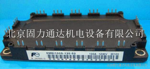 富士igbt模块6MBI75U2A-060
