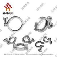 不锈钢精铸卡箍(管束) -卫生级 SM0810087
