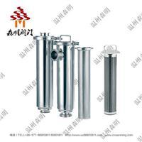 不銹鋼直通管道過濾器-衛生級 SMZTGLQ