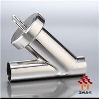 不銹鋼Y型過濾器-衛生級 SMYGLQ