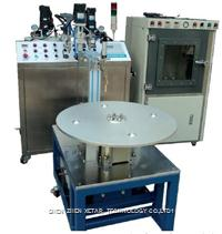 XYD-GDU+Z dual liquid glue-pouring machine