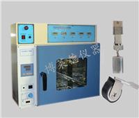 測試各類成品膠粘製品高溫型膠帶保持力試驗機 BLD-1006B