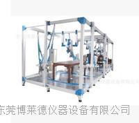 办公家具力学性能综合试验机/家具力学性能测试机/家具力测试测试 BLD-550
