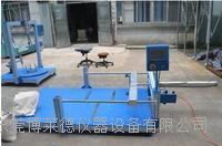 微机控制办公椅面冲击试验机 触摸屏易操作的办公椅冲击试验机 BLD-1611D