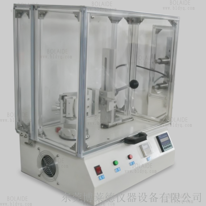 眼镜中梁扭转测试机Glasses centre sill torsion testing machine