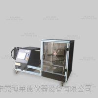 防尘防风安全透明劳保护目镜防粒子高速冲击试验机 BLD-318B