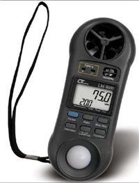 湿度、温度、光照度、风速四合一表 LM-8000A