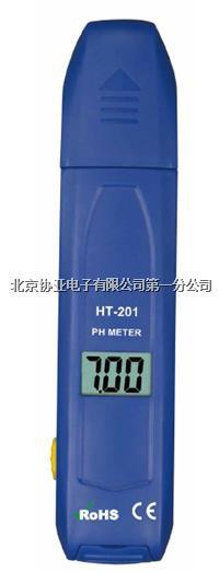 便携式数字PH酸碱度计 HT-201