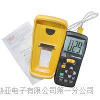 CEM华盛昌便携式热电偶测温仪K型电子表面温度计模温表 DT-610B