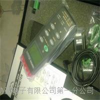 台湾群特四通道温度计 温度记录仪RS232 CENTER-309