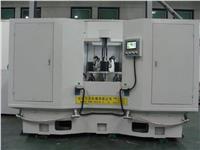 六工位伺服转盘专机-压缩机气缸多轴器专机加工