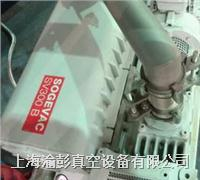 來寶SV真空泵維修,SV300單級泵維修,SV300旋片泵維修,LEYBOLD PUMP O/H SV300