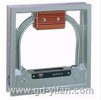 进口水平仪100*0.02 日本理研RSK 框型水平仪 精密方形水平仪 100*0.02