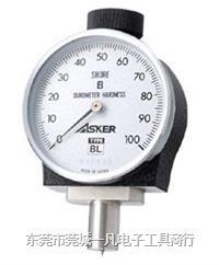 BL长脚型硬度计 橡胶硬度计 ASKER-BL型 硬度计 日本ASKER 高分子 BL