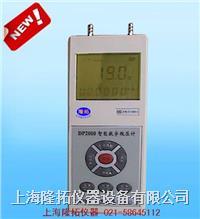DP-2000智能数字微压计DP-2000 DP-2000智能数字微压计