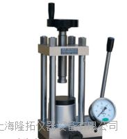 手动粉末压片机使用说明 769YP-24B
