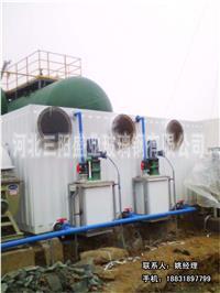 生产生物洗涤塔
