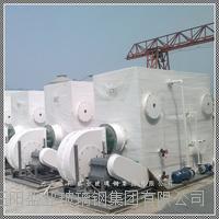 销售YJW卧式废气吸收净化塔
