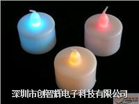 触摸电子蜡烛灯方案 CZH-LZD