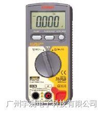 日本三和SANWA CD750P 新款超值价数字万用表 CD750P