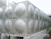 陕西西安不锈钢水箱加工 西安不锈钢水箱加工