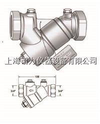 火花探测器FIL-817 水用电磁阀过滤器