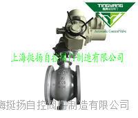 防爆型电动偏心半球阀 PQ947