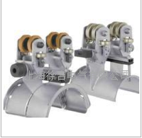 GHC-Ⅰ10#工字钢电缆传导滑车 上海徐吉 GHC-Ⅰ10#