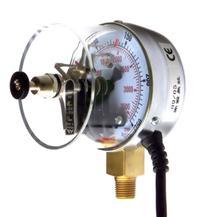 YXC-150 磁助電接點壓力表