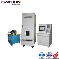 動力電池擠壓試驗機(立式),針刺機廠家 GX-5067-AH