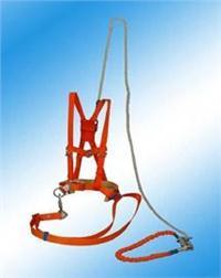 穿绳式安全带报价,双背速止式安全带厂家定做 ST