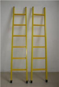 专业生产玻璃钢3米单梯,电力维修6米升降梯子